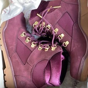 Timberland / Legends club size 8
